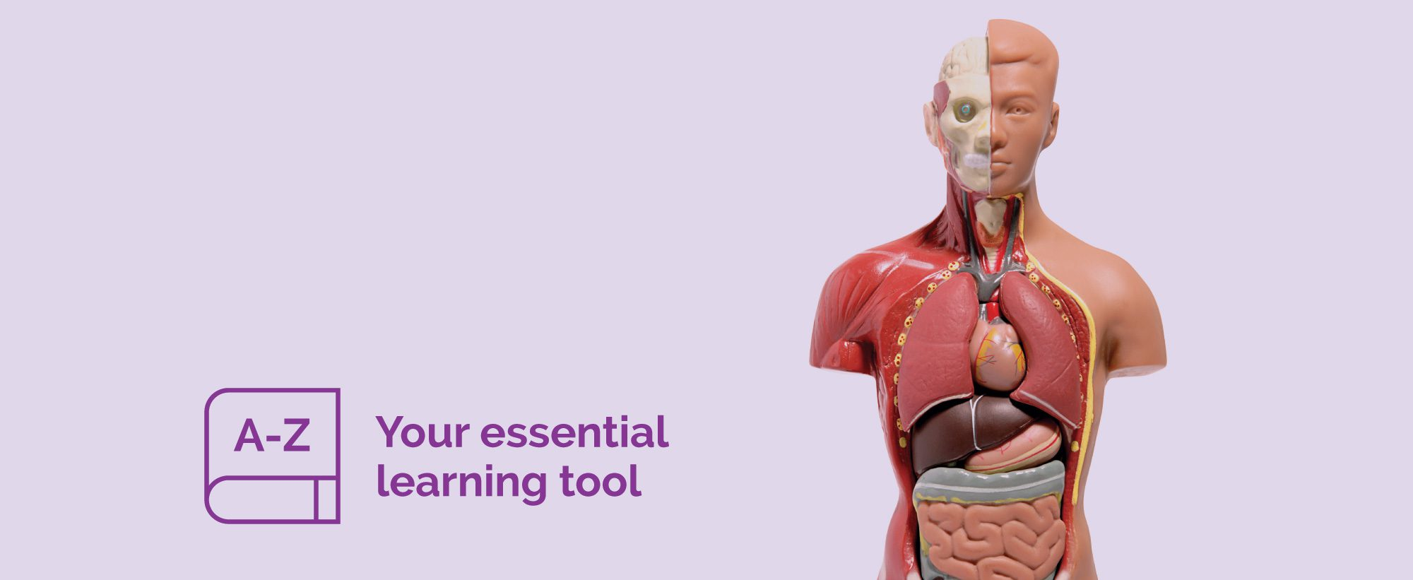 Explore the A-Z of our learning